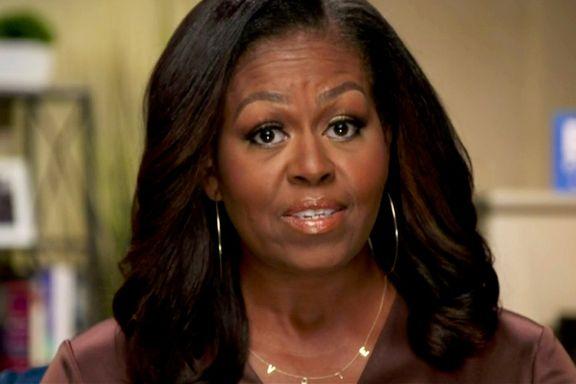 Michelle Obama langet ut mot Trump: – Totalt blottet for empati