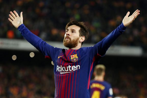 Spillet bak Messi-exiten