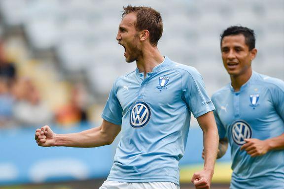 Eikrem kom inn fra benken – scoret sitt første mål for sesongen