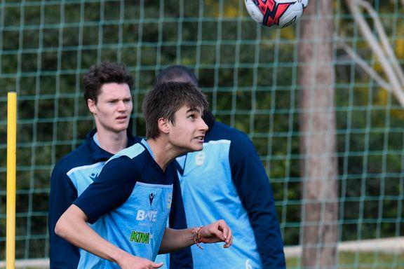 Sandnes Ulf-talent klar for eliteserieklubb