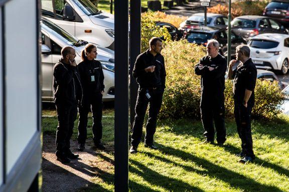 Sian-aktivist Dan Eivind Lid ble funnet død lørdag. Kripos gjør nå nye undersøkelser ved åstedet.