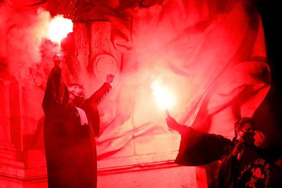 Frankrike raser over grov politivold. Samtidig vil en ny lov begrense retten til å filme politiet.