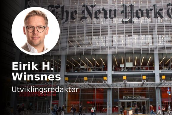 Tre ting norske medier bør lære av The New York Times