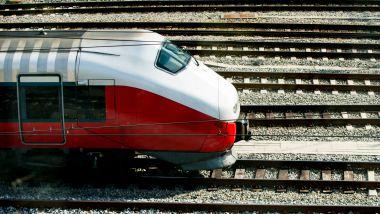I dag kl. 15 stoppes togene i to minutter i protest