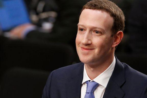 Facebook flytter  1,5 milliarder brukere
