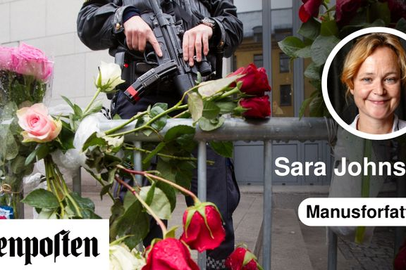 «22. juli» skal ikke være en serie om terroristens historie | Sara Johnsen