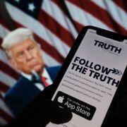 Rakettoppgangen fortsatte for Trump-aksje