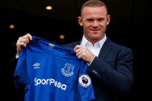 Europaliga-trekningen: Wayne Rooney kan komme til Brann Stadion