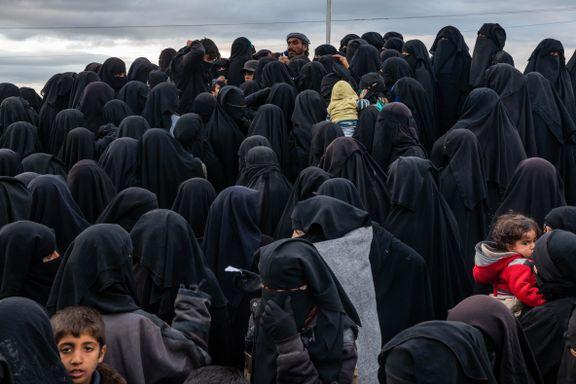 Svenske barn i IS-leir skulle fraktes til Sverige – nå er de forsvunnet
