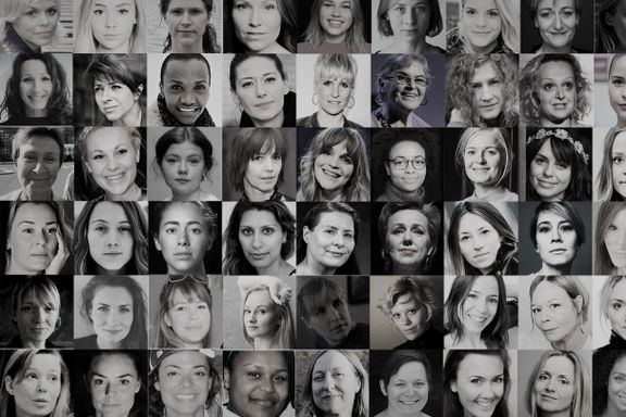 #stilleforopptak: Over 500 norske kvinnelige skuespillere har fått nok