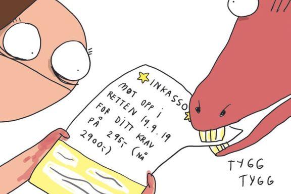 Går du rundt med en forfatterdrøm i magen? Tegnehanne har noen tips.