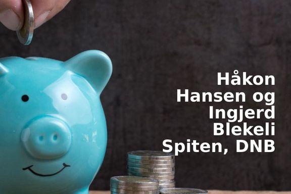 Det holder ikke å tette lønnsgapet. Norske kvinner må lære seg å spare.
