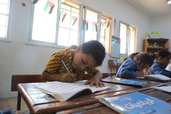 Syriske barn skulle få milliarder til skolegang, men pengene nådde ikke frem i tide
