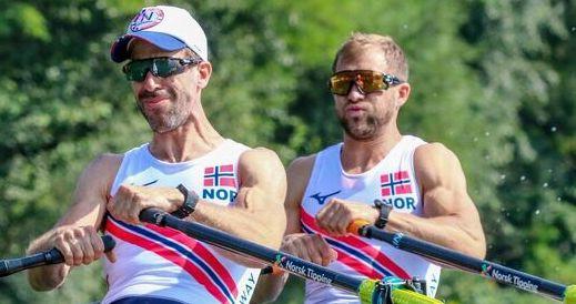 Norske medaljehåp videre i VM etter trøblete start
