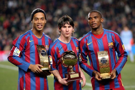 I dag er det ti år siden Messi startet rekordraset