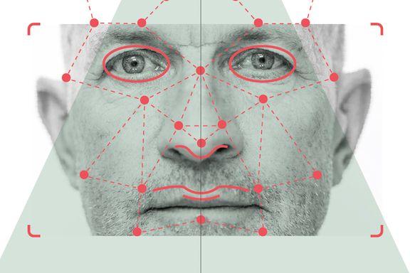 Neste år blir et ansiktsbilde like lett å spore som et fingeravtrykk