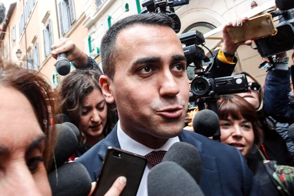 Italia får populistisk regjering. Den lover full konfrontasjon med EU.