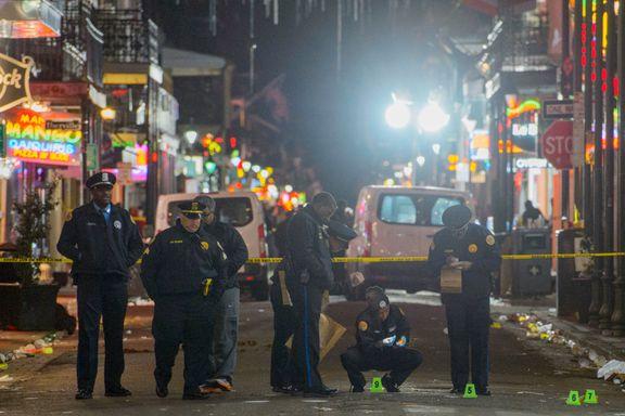 2016 ble et dystert drapsår i USA