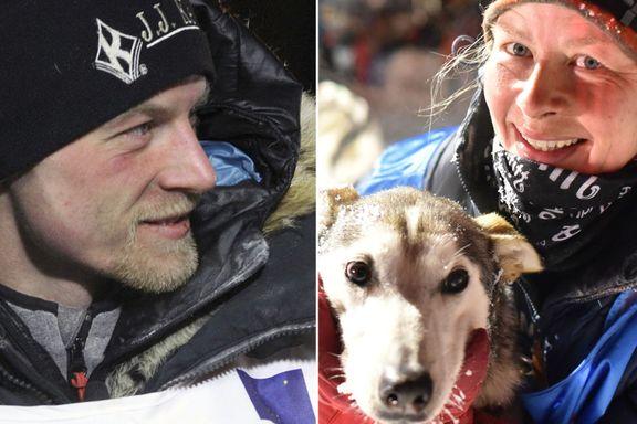 Sykepleieren fra Oslo slo verdens beste hundekjører: – Usikker på om han er blitt slått av en dame før