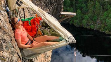Feriere i Norge? Her er 12 sære overnattingssteder.
