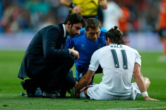 Benítez frykter Bale-skade