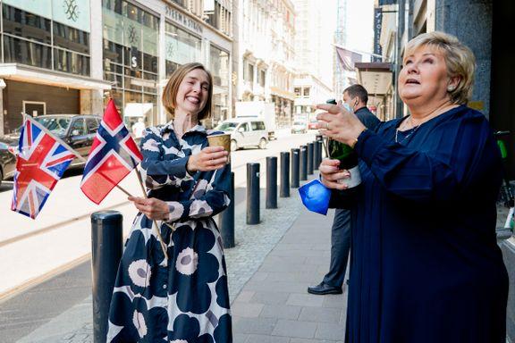 Nå skal Norges mest omfattende frihandelsavtale undertegnes