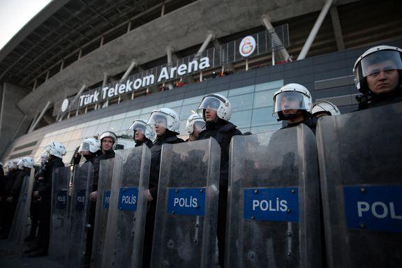 Tyrkisk avis: - IS planla Paris-lignende angrep mot storkamp
