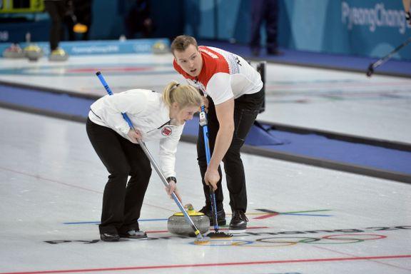 OL direkte: Norge jakter bronsemedalje i curling