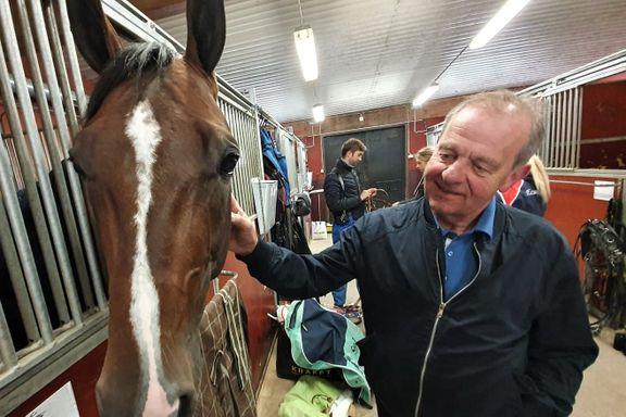 Da Jomar endelig fikk sin sjanse, ble hesten syk. Nå får han en ny drømmemulighet.