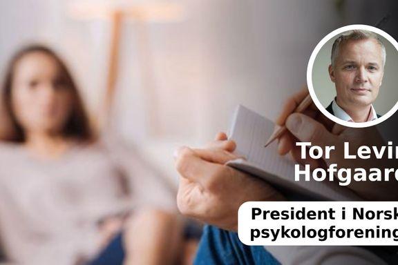 Løsningen for norske psykologistudenter i Ungarn må være faglig forsvarlig
