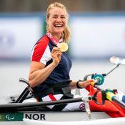 Birgit Skarstein knuste rivalen og tok gull i Paralympics