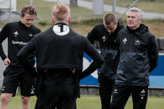 Nå skal Rosenborg lette på treningsmengden
