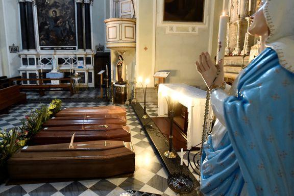 Hvorfor dør så mange i Italia? Denne uken vil bli avgjørende.