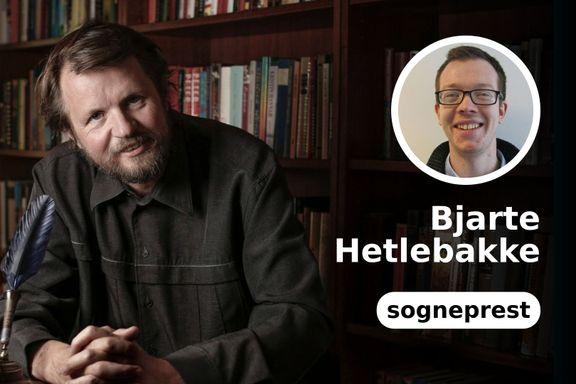 Sogneprest: - Tom Egeland nører opp under skepsis overfor kristne