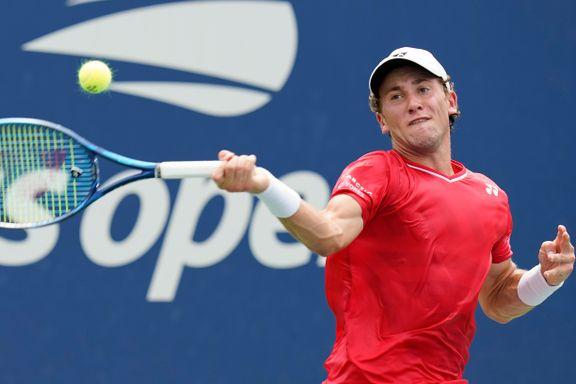 Offensiv Ruud før US Open: - Ønsker å revansjere meg