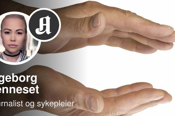 Tarmtotter bryr seg ikke om Gud   Ingeborg Senneset