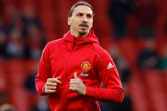 Zlatan ikke med på årets lag i Premier League