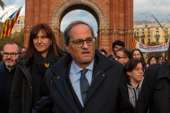 Ny rettssak mot leder i Catalonia