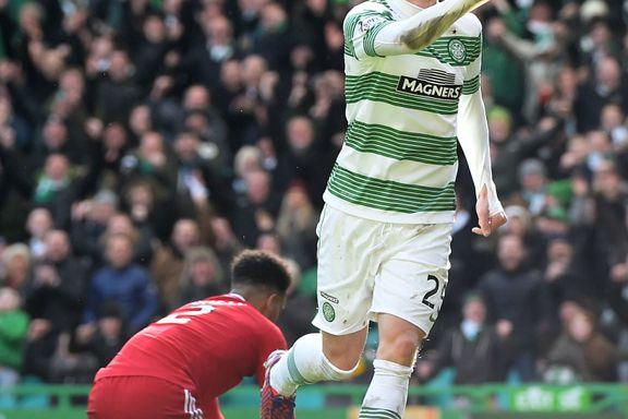 Johansen scoret igjen da Celtic knuste utfordreren