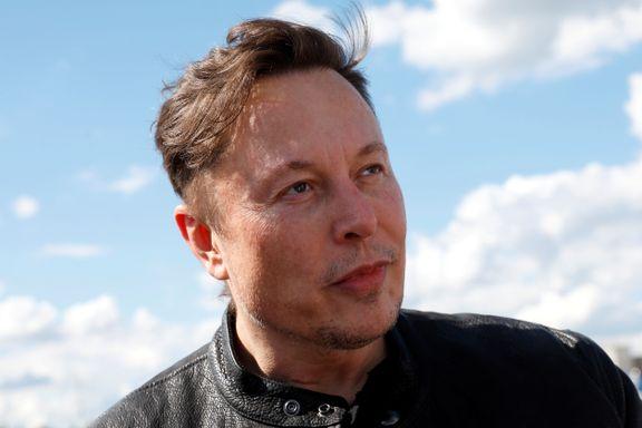 Elon Musk med stikk mot Apple