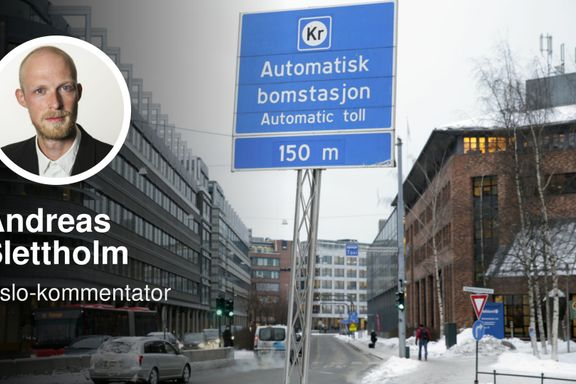 I år skal halve Oslo få smake pisken i miljøpolitikken   Andreas Slettholm
