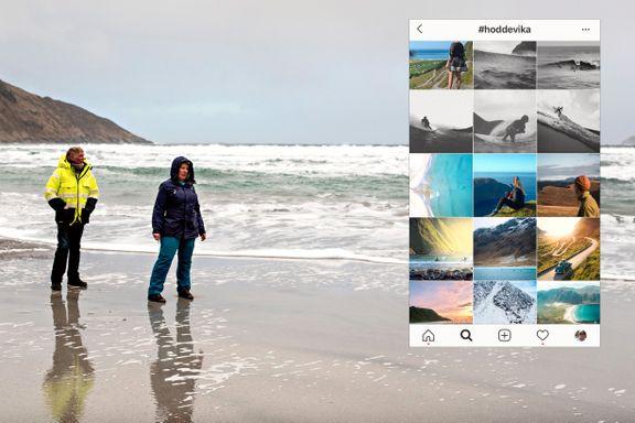 – Turistene kom som en tidevannsbølge, drevet av flotte bilder på Instagram