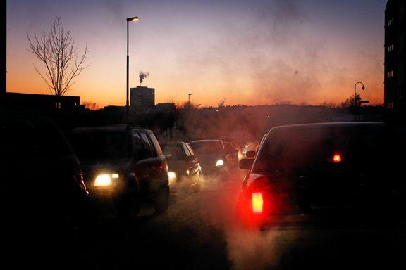 Ikke ekstra busser eller tog under dieselforbudet i Oslo