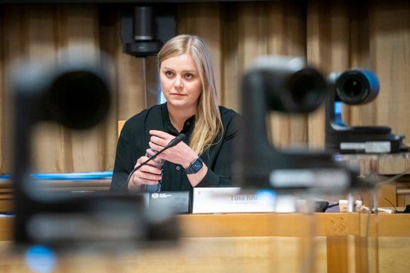 Statsråd tar Lan Marie Berg i forsvar med kraftsalve på Facebook