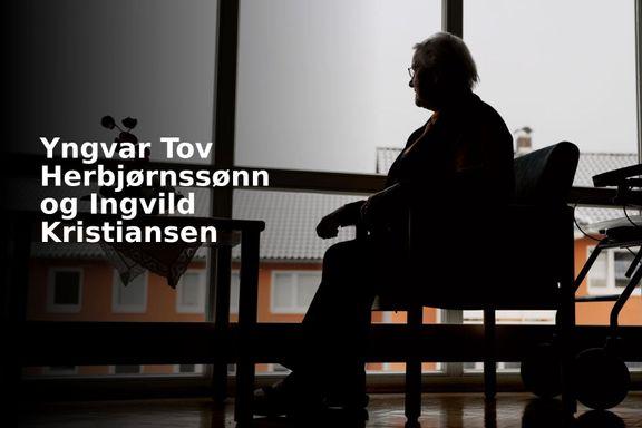 Vet folk hva Oslos eldre nå mister?