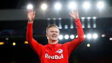 Haaland holdt målformen ved like før Liverpool-kampen