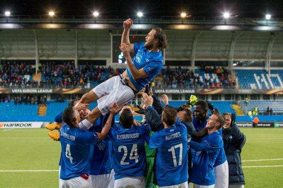 Molde-legenden hedres med testimonial-kamp