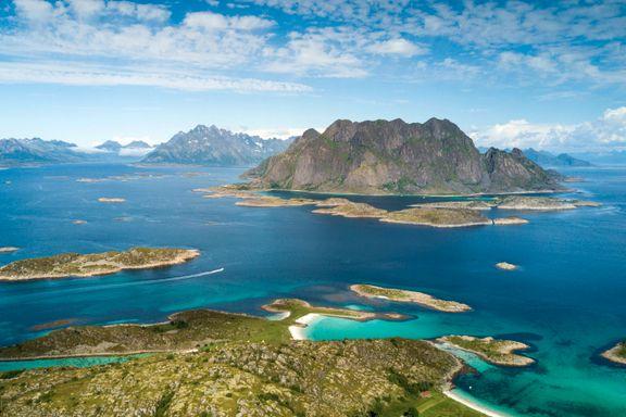 «It's free-luftz-leev.» Det norske friluftslivet vekker fascinasjon i utlandet.