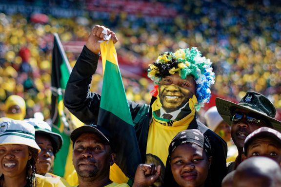 Unge sørafrikanere har mistet troen på partipolitikk
