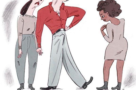 Hun blir sjalu når kjæresten kommenterer utseende til andre kvinner. Hva bør hun gjøre?